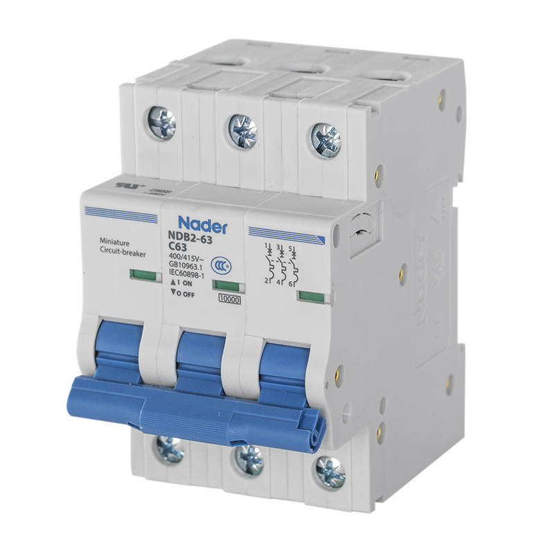 Southwest Energy Nader 3P Standard UL1077 Circuit Breakers