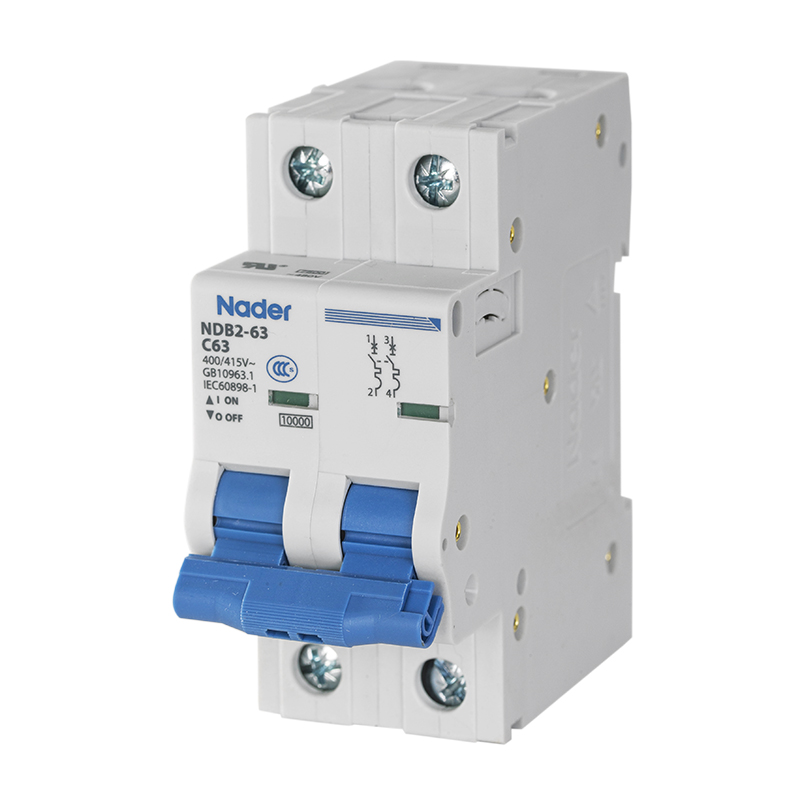 Southwest Energy Nader 2P Standard UL1077 Circuit Breakers