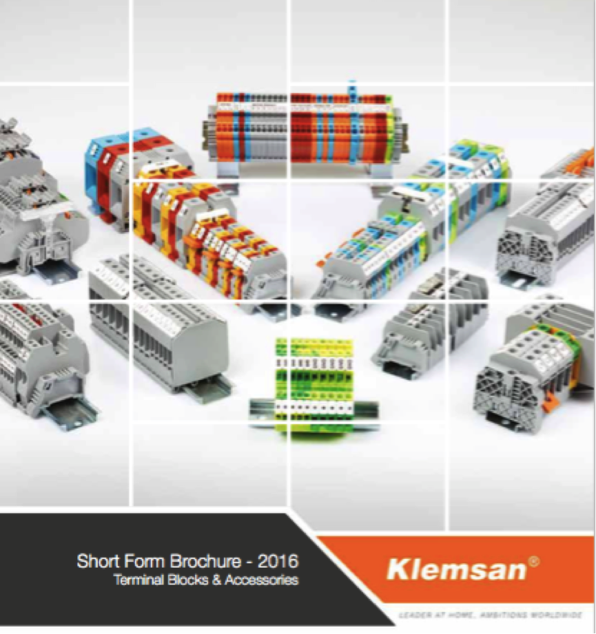 Southwest Energy Klemsan Terminal Blocks Catalogue
