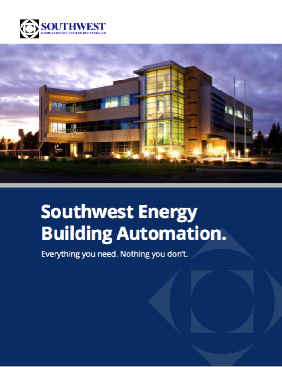 Southwest Enegy Building Automation Brochure