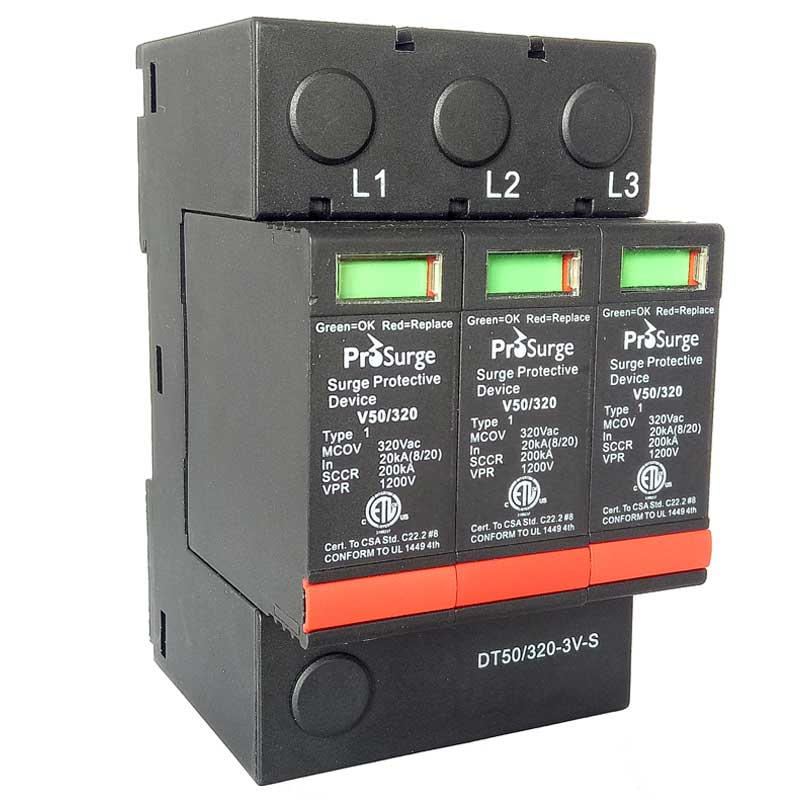 Southwest Energy ProSurge Surge Protection, DIN Rail