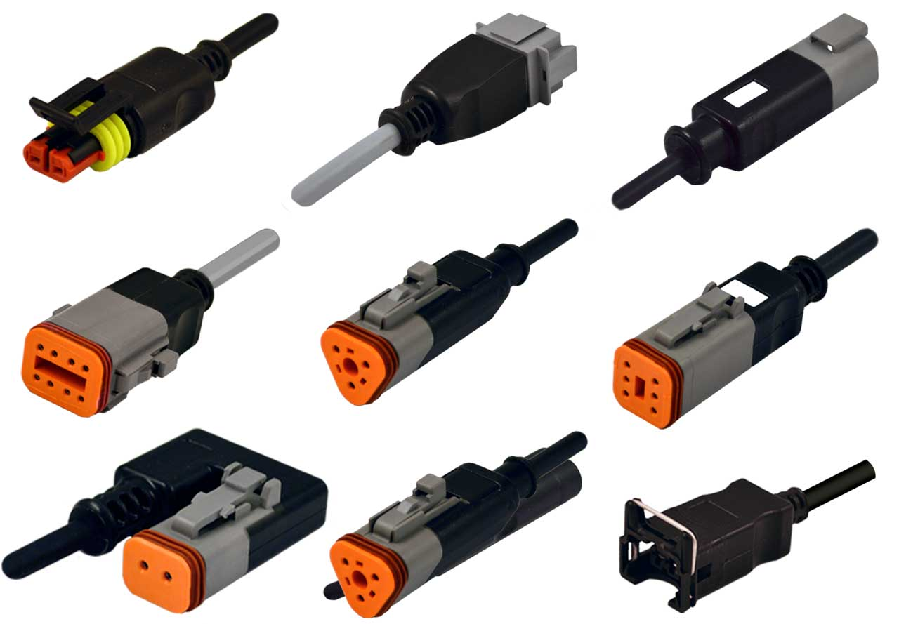 Southwest Energy HTP Automotive Connectors